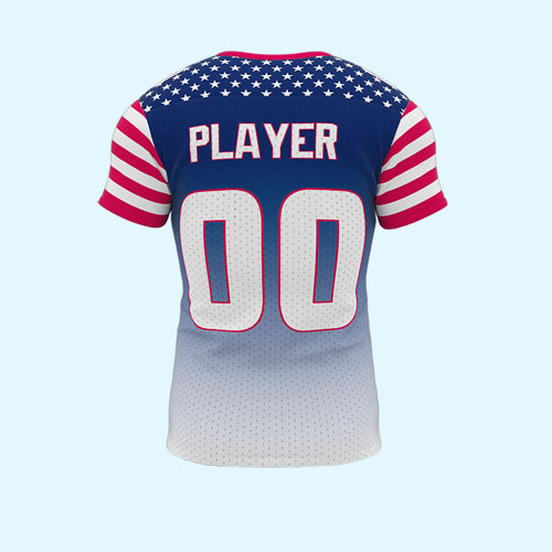 PATRIOT FLAG JERSEY